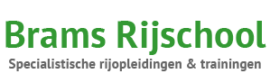 Brams Rijschool Logo